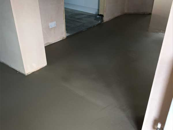 Latex Floor Screed