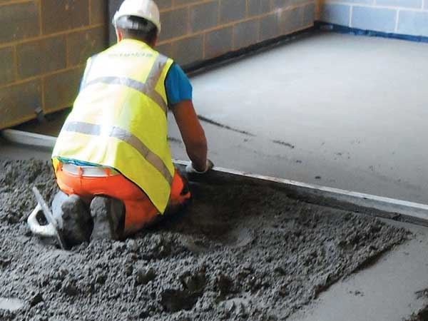 Screed Cement