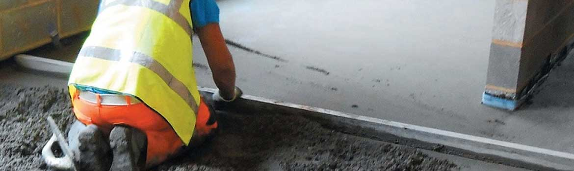 sand and cement screed services